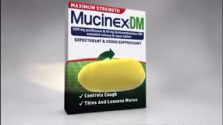 Mucinex Band A Cost Commercial