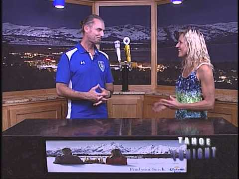 Tahoe Tonight - Lake Tahoe Community College - Men's Soccer Coach Wade