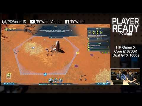 Surviving Monday with PCWorld: Surviving Mars pre-release