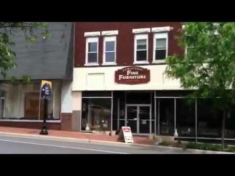 Downtown Fine Furniture Store | Harrisonburg Virginia | Amish Furniture