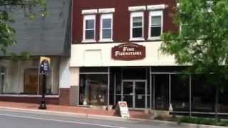 Downtown Fine Furniture Store | Harrisonburg Virginia | Amish Furniture