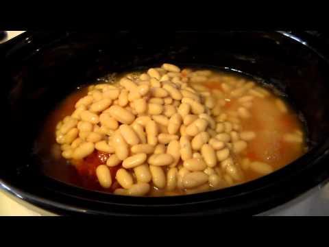 White Chiken Chili Crock Pot Recipe