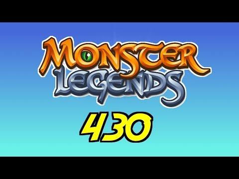 "Monster Legends - 430 - ""Hacking Kong"""
