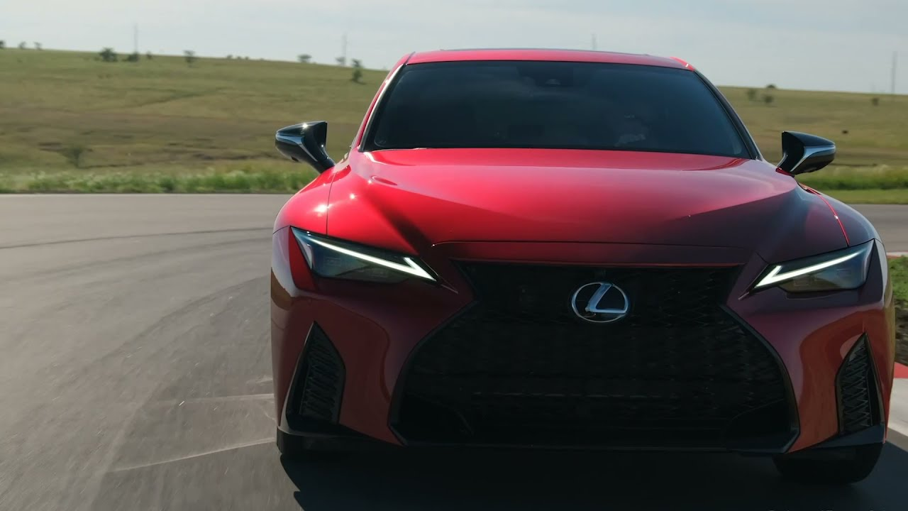How-To Elevate Your Lexus IS Experience Trailer | Lexus