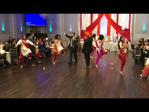 Punjabi 25th Anniversary Dance