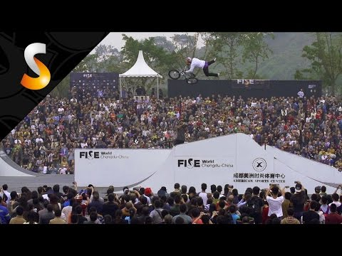 BEST OF - FISE World Chengdu-China 2014 - Official [HD]