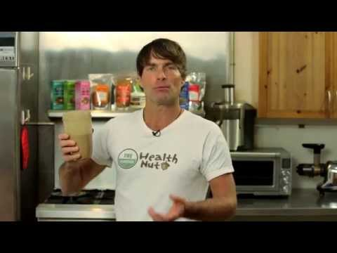 Superfood Recipe: Maca Yacon Cacao Coconut Mesquite Smoothie!