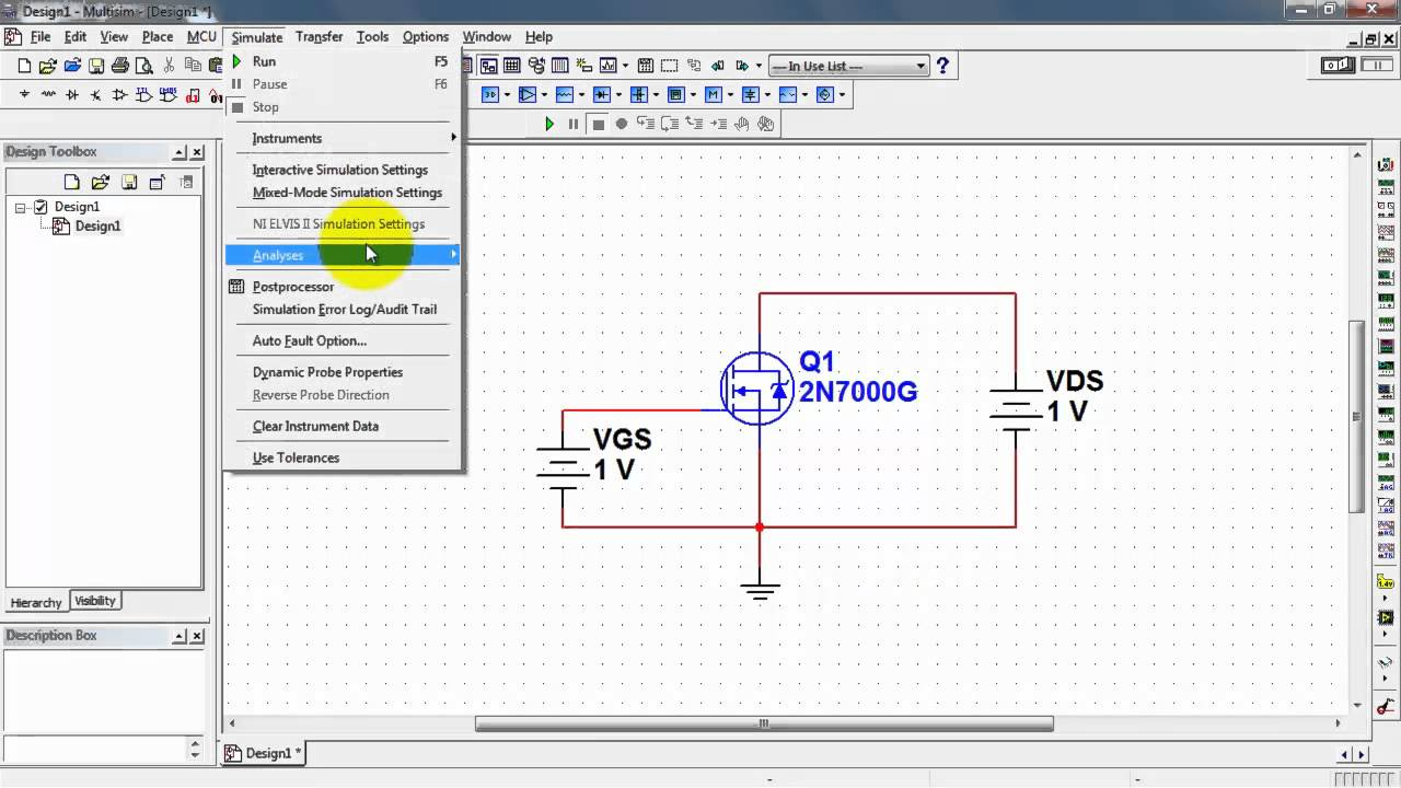 Multisim Example Circuits Dc Unlimited Access To Wiring Diagram Optoisolatorcircuits Opto Isolator Image Ni Mosfet Drain Characteristic Youtube Rh Com Light Bulb Examples Simple