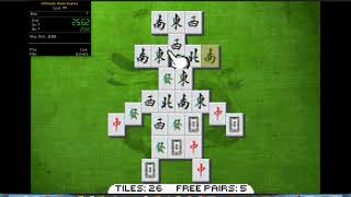 Ultimate Brain Games - Mahjong Speedrun (1:21)