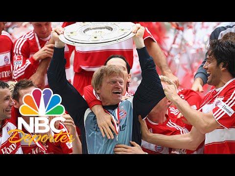 El 11 Ideal histórico del Bayern Munich | NBC Deportes | NBC Deportes