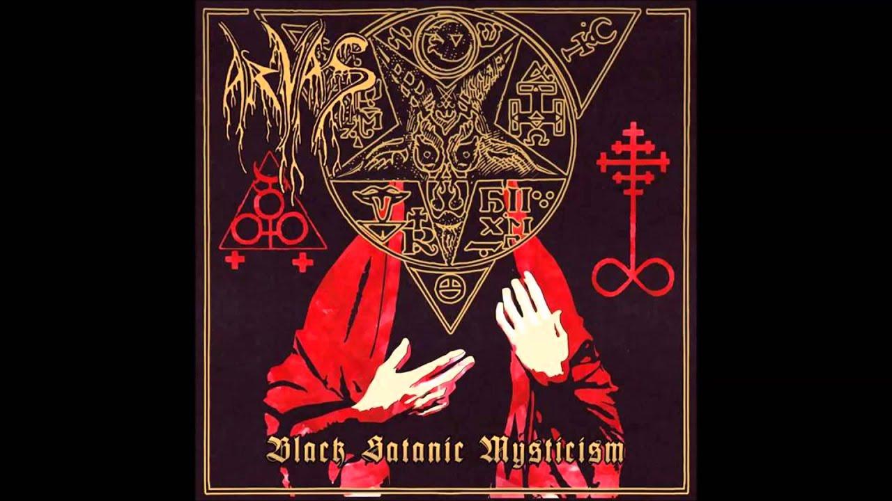 Arvas - Summoning [Black Satanic Mysticism] 2015
