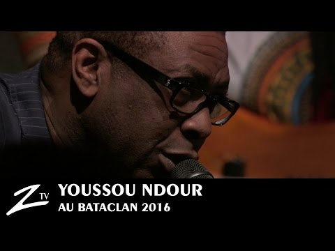 Youssou Ndour & Angelique Kidjo - Get Up, Stand Up - Bataclan 2016 LIVE HD