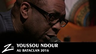 Youssou Ndour & Angelique Kidjo - Get Up, Stand Up - Bataclan 2016 LIVE HD