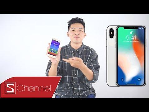 Biến mọi smartphone thành iPhone X có dải đen trên máy với ứng dụng này!