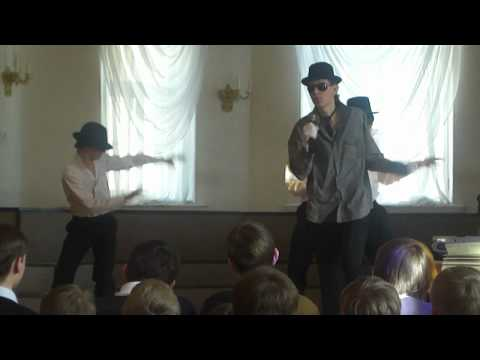 Michael Jackson-Smooth Criminal by 9th form of SMCC