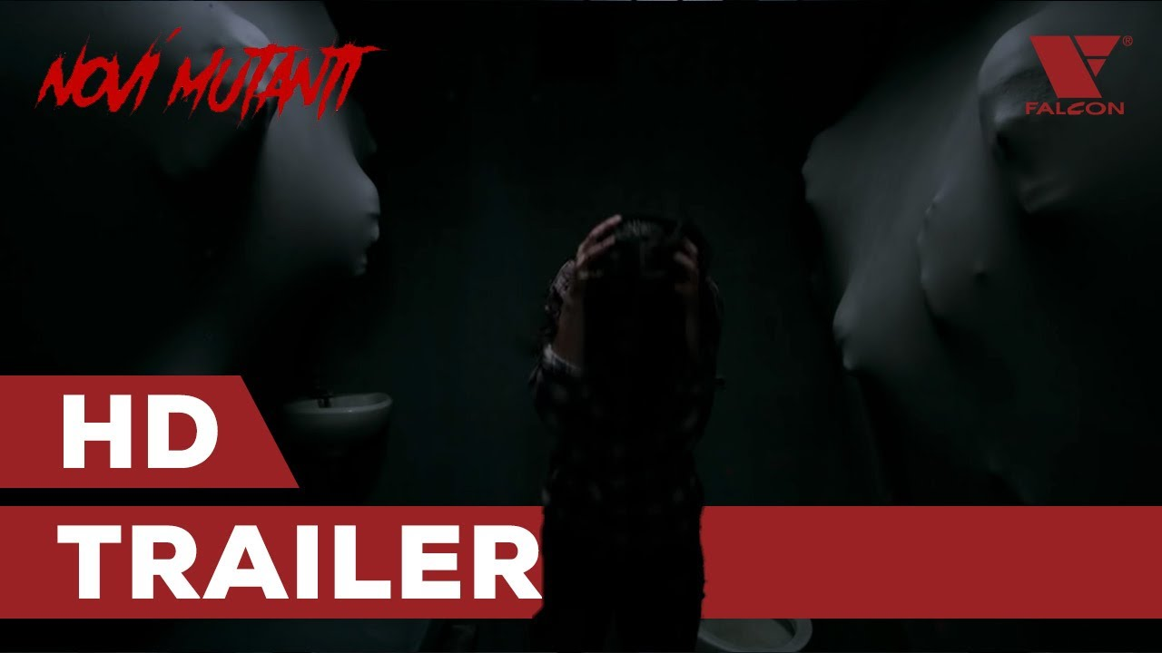 Noví mutanti (2020) HD oficiální trailer #1   CZ titulky