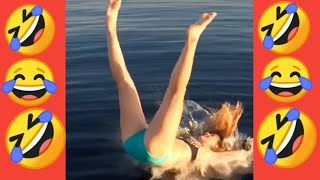 The Ultimate Girls Fail Compilation   TRY NOT TO LAUGH - Funny GIRL FAILS   #shorts