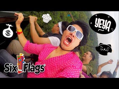 Yeya En Six Flags ♛