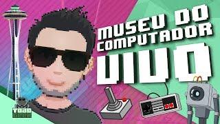 Visitamos o museu mais Geek de Seattle: Living Computer Museum