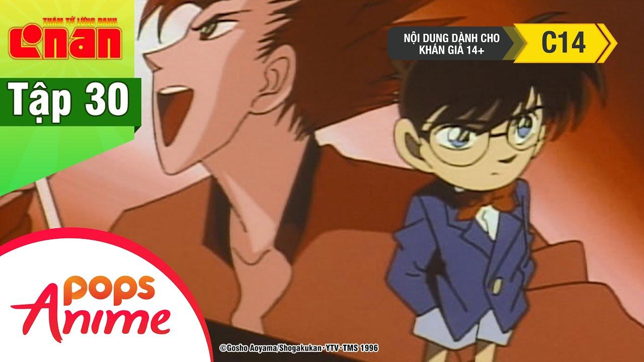 Thám Tử Lừng Danh Conan – Tập 30 – Vụ Án Trong Phòng Karaoke – Conan Lồng Tiếng Mới Nhất
