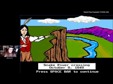Oregon Trail - Independence Rock