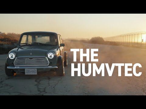 Classic Mini Spotlight: The HumVTEC