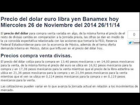 Precio euro-dolar hoy forex