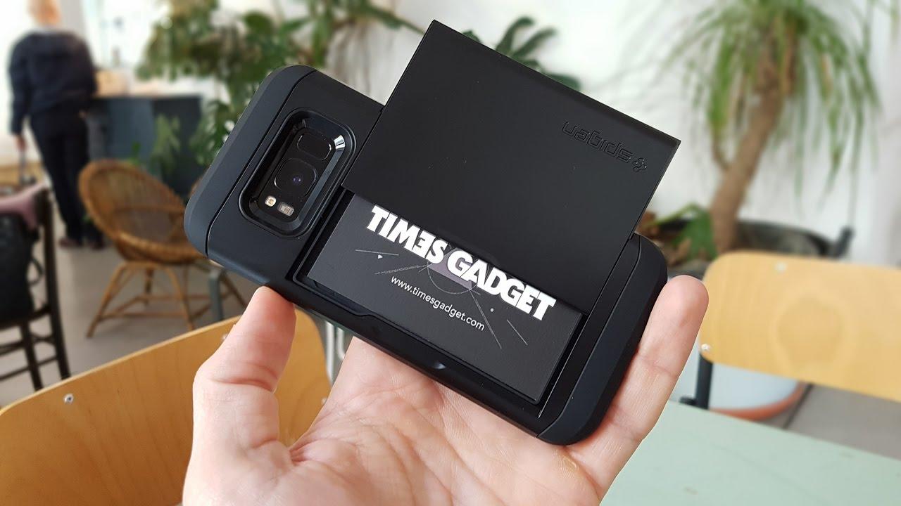 cheap for discount 20b0a 6a081 cover Spigen Slim Armor CS per Samsung Galaxy S8