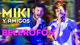 """MIKI Y TABURETE cantan """"Belerofón""""    Concierto 'Miki y amigos'"""