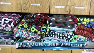 Ronald McDonald House Reaches Out for Support