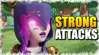 POWERFUL Strategies for 3 STARS in Clash of Clans | TH9 Attack Strategy