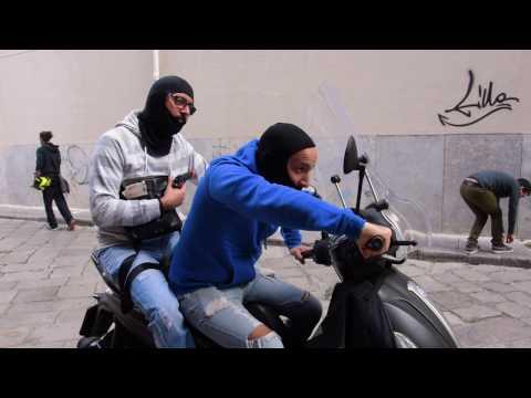 Mannequin Challenge a Palermo