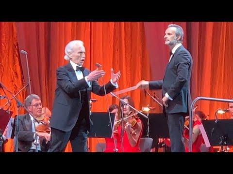 Концерт Хосе Каррераса в Кремле