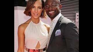 """The """"Incomparable"""" TARAJI P. HENSON shares video of TAYE DIGGS teaching GF how to say her name"""