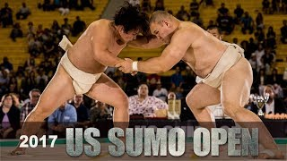 2017 US SUMO OPEN -- OPENWEIGHT Division