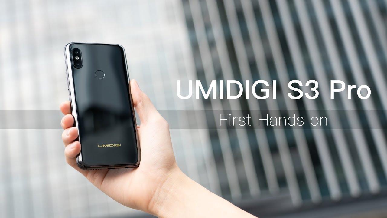 UMIDIGI S3 Pro: World's First 48MP Ceramic Phone | Indiegogo