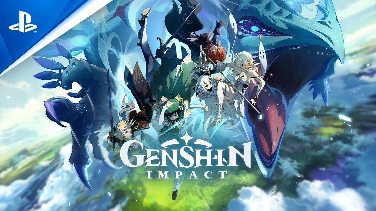 Genshin Impact - Launch Trailer | PS4