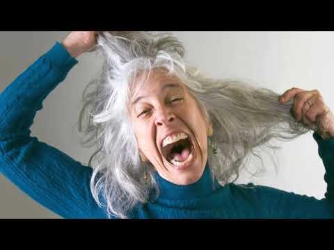 Почему седеют волосы на голове? - Продолжительность: 3:54
