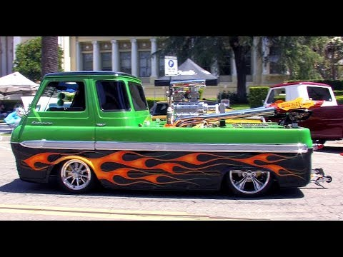 2019 Show and Go Car Cruise Riverside (Saturday)