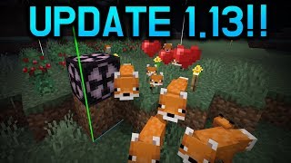 Download lagu Update 1 13 0 1 FOXES and MORE Minecraft PE MP3