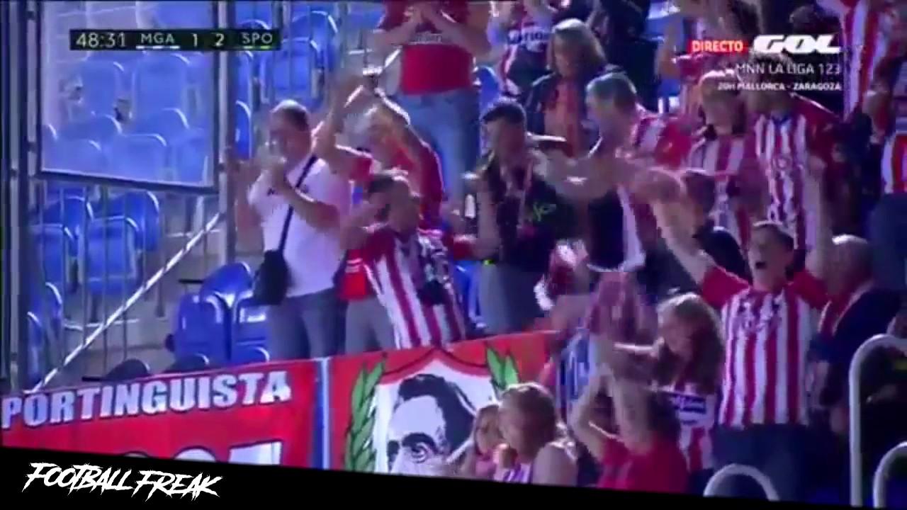 Download Malaga vs Sporting Gijon 3-2 All Goals  Highlights 4/11/2016