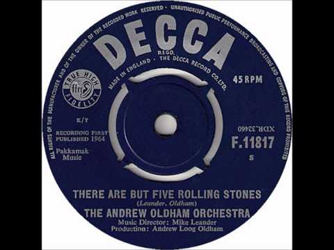 There Are But Five Rolling Stones