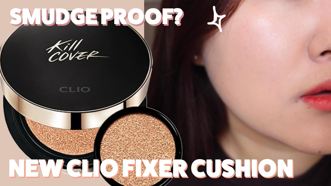 NEW 😍Clio Kill Cover FIXER Cushion First Impressions/Review