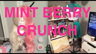 Mint Berry Crunch Cosplay Time Lapse Thumbnail
