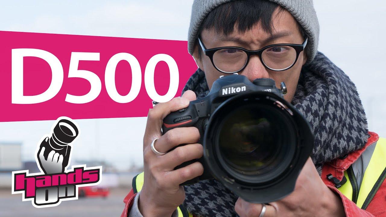 Nikon Faces Complaints Over D500's 'Misleading' WiFi