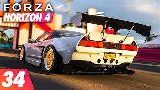 Forza Horizon 4 | Walkthrough Part 34: LARACER SERIES (2/2)