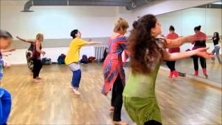 """Workshop Mbalax/Sabar """"YAABA"""" avec Sophie Sabar"""