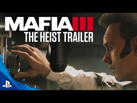 Mafia III - Gamescom 2016: The Heist Trailer   PS4