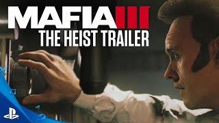 Mafia III - Gamescom 2016: The Heist Trailer | PS4