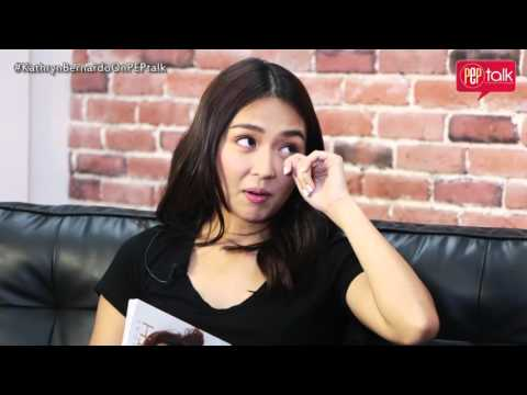 Kathryn Bernardo on PEP TALK Full Interview